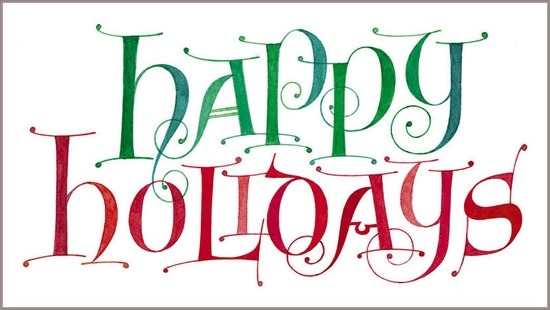 Happy Holidays - Castle Ridge Construction - Newmarket, Aurora, Richmond Hill