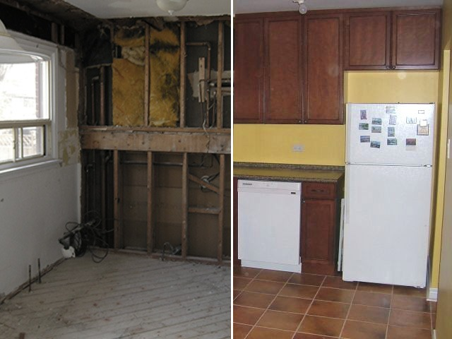 home renovations